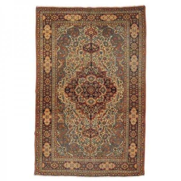 Persian Wool Rug Keshan. 1,45 x 2,25 m