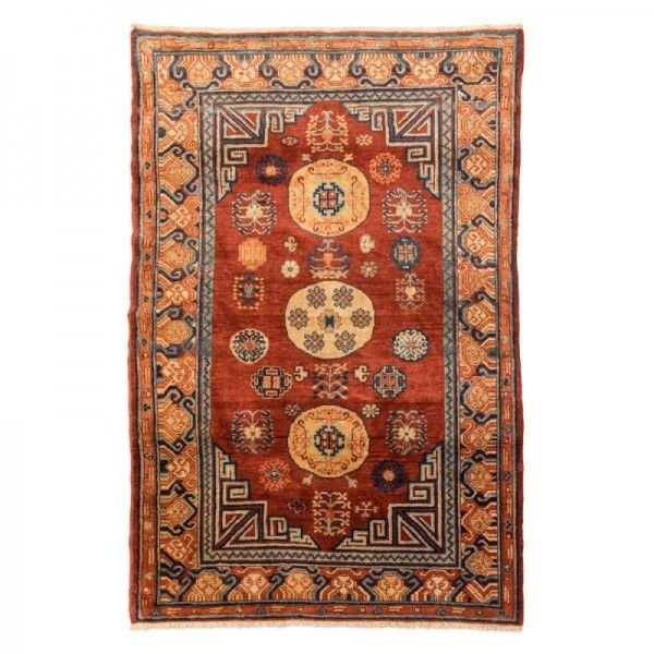 Antigua Samarkand. Diseño Kothan en...