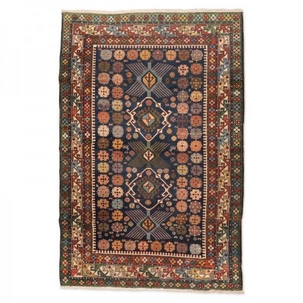 Caucasus Wool Rug. Shirvan...