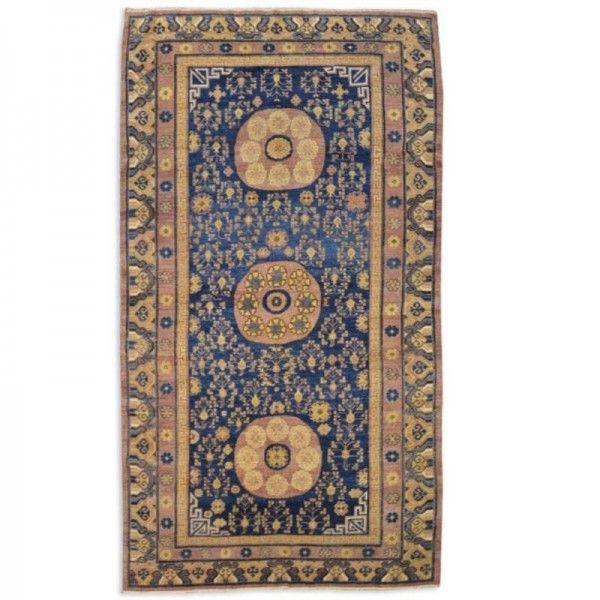 Antigua Samarkand. Diseño de...