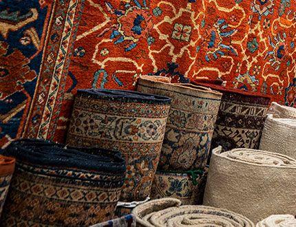 alfombras antiguas clasicas madrid