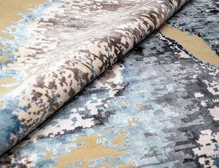 alfombras modernas madrid